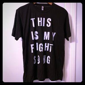 Shirts - Rachel Platten Fight Song t-shirt, XL
